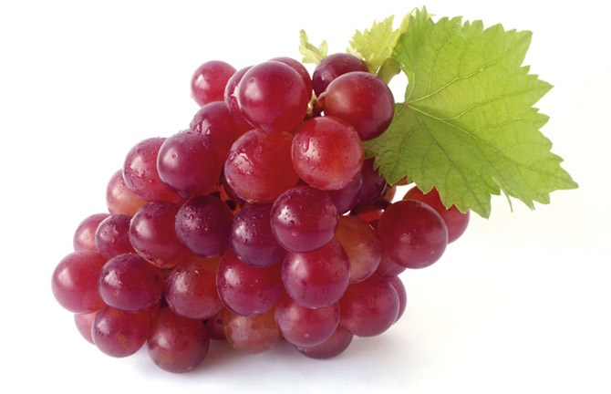 Red flame grape